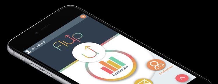 Descárgate la aplicación móvil de Flup