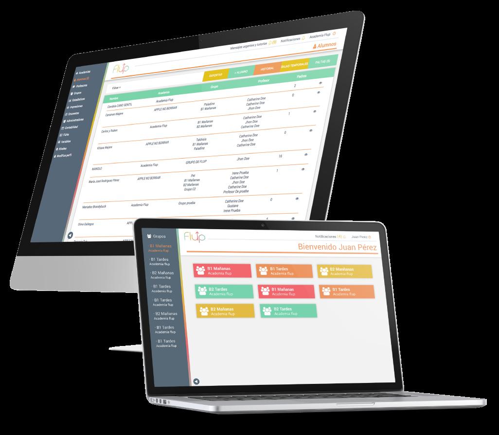 Ventajas de Flup, la plataforma de gestión para centros educativos