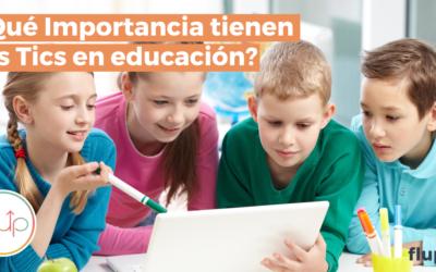 La importancia de las TICs en la educación