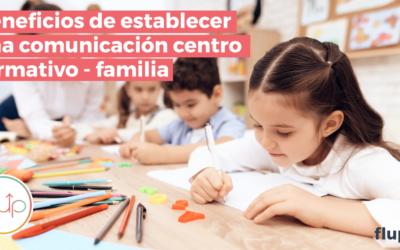 Beneficios de la comunicación entre profesores y familia