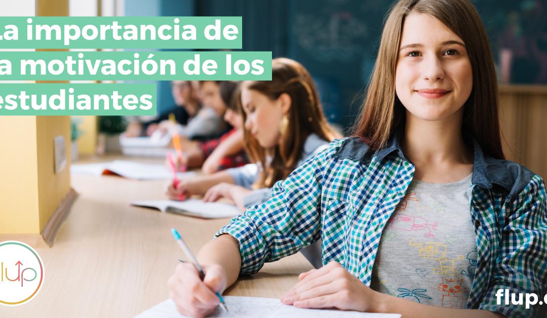 La importancia de la motivación de los estudiantes