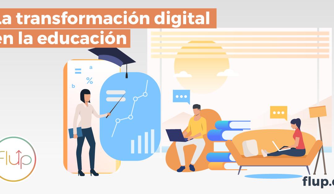Transformación digital en la educación