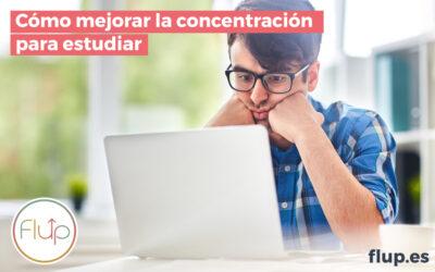 ¿Cómo mejorar la concentración para estudiar?