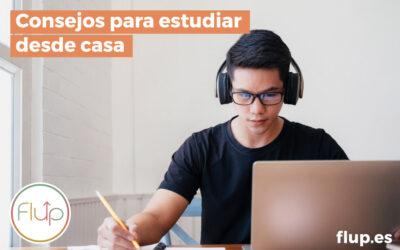 Consejos para estudiar desde casa