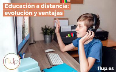 Evolución y ventajas de la educación a distancia