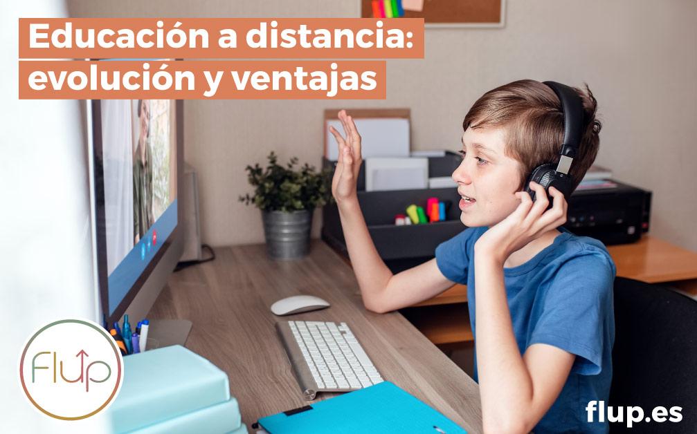 Ventajas de la educación a distancia