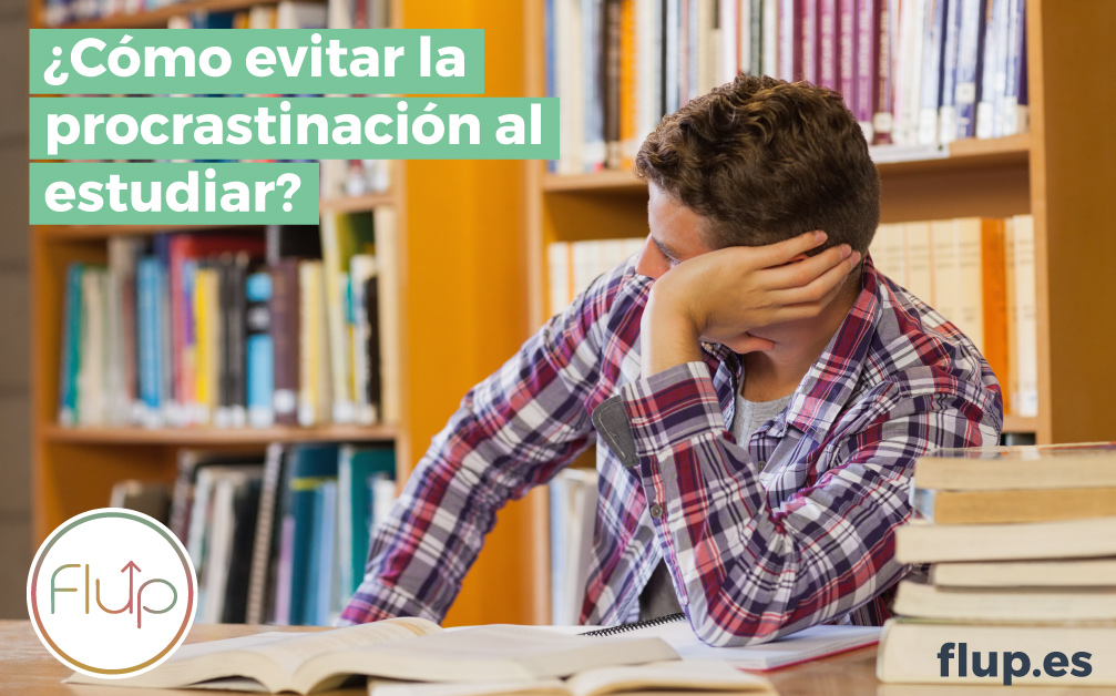 ¿Cómo evitar la procrastinación al estudiar?