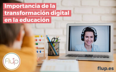 Importancia de la transformación digital en la educación