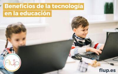 Beneficios de la tecnología en la educación