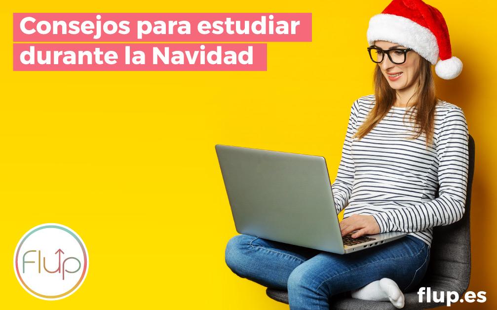 Consejos para estudiar durante la Navidad