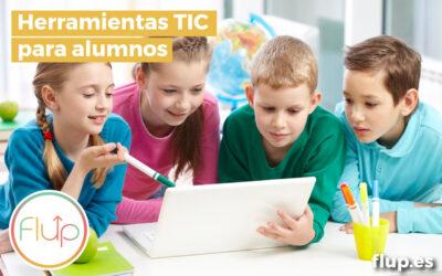 Herramientas TIC para alumnos